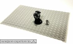 HC3D -Building Bits Tech Hex Bar Sheet- Wargames Miniatures Scenery 40k 28m 15mm #HorizonCreation3D