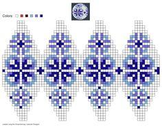 created using Schachenmayr Julekuler Designer Knit Christmas Ornaments, Christmas Knitting, Christmas Cross, Christmas Balls, Xmas, Knitting Charts, Knitting Stitches, Knitting Patterns, Crochet Patterns