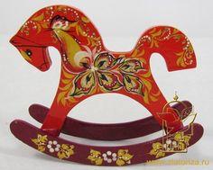 деревянная лошадка - Поиск в Google