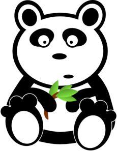 cute cartoon panda cute panda cartoon more clip art pinterest rh pinterest co uk cute panda face clipart cute red panda clipart
