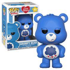 Care Bears - Grumpy Bear Pop! Vinyl Figure - ZiNG Pop Culture