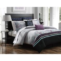 http://www.sears.com/shc/s/p_10153_12605_00000000000000022899000000000CALISTO-777P?hlSellerId=22899    Grand Bedding- -Exotic Escape Purple Embroidered Bed in a Bag Set