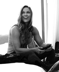 Ronda Rousey https://www.theironden.com