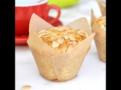 (13) How to make your own tulip-shaped muffin liners by Cooking with Manuela - YouTube