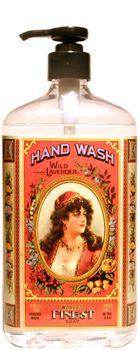 Home And Body Company Deruta Hand Soap Set Lavender Sage