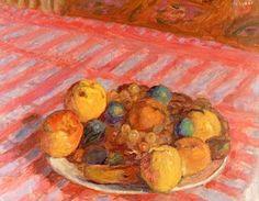Pierre Bonnard, Still Life on ArtStack #pierre-bonnard #art                                                                                                                                                      Más
