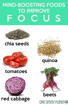 Improve your athletic focus with these mind-boosting foods http://onegr.pl/1kKhbwk #plantstrong #vegan