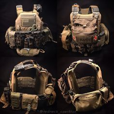 LBX Armatus 2 in ranger green. Tactical Life, Tactical Vest, Tactical Survival, Survival Gear, Military Gear, Military Equipment, Arsenal, Army Gears, Man Gear