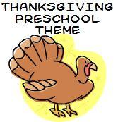 Thanksgiving and Turkey Theme