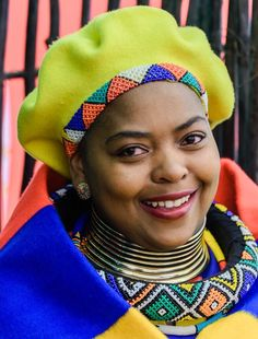 Bontle Bride serves couples who would like to add style and culture to their wedding day. A gorgeous Ndebele And Setswana Wedding Setswana Traditional Dresses, South African Traditional Dresses, African Traditional Wedding, African Attire, African Wear, African Women, African Dress, African Print Fashion, African Fashion Dresses