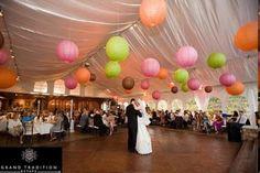 Mariage de r ve on pinterest wedding decorations gold - Decoration mariage de reve ...