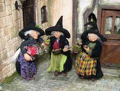 Witches by Silke Janas-Schlosser