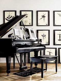 Magnificent Grand Piano http://pinterest.com/cameronpiano More