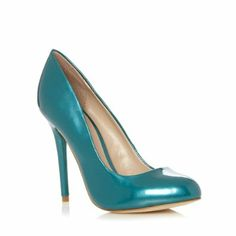 Call It Spring Turquoise 'Shankland' High Court Shoes: Call It Spring: Amazon.co.uk: Shoes & Bags £40 4.25 in heels