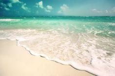 I swear the water looks just like this Panama City, Florida! BEAUTIFUL!