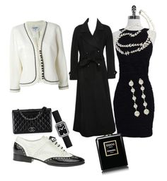 """""""chanel1"""" by miha-jez ❤ liked on Polyvore featuring Chanel"""