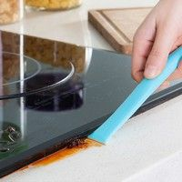 Product Description: Multifunctional cleaning blade Material: PC Size: 18 * 2.7 * 1cm Weight: 18g Co