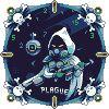 PlagueRider [commision] @ PixelJoint.com