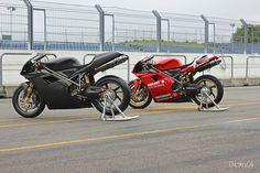 Ducati 916 Racing 1995 | Flickr - Photo Sharing!