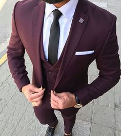 Awesome Men's suit fashion Men's style inspiration - suits - ties - pocket squares... Check more at http://24shopping.tk/fashion-clothes/mens-suit-fashion-mens-style-inspiration-suits-ties-pocket-squares-34/