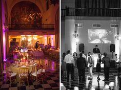 Destination Wedding inside El Convento, Puerto Rico