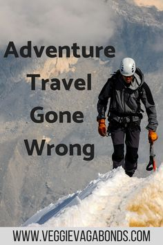 A lighthearted collection of stories from when adventure travel goes wrong, honestly submitted byprofessional adventurers around the world. #travel #adventure #adventurefails #travelsgonewrong #accidents #travelfail #adventuretravel #hiking #skydiving #4x4 #snorkelling #camping #outdoors