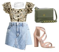 """""""02.04.2018"""" by ornelakp on Polyvore featuring mode, River Island, Alexis, Miss KG et Tory Burch"""