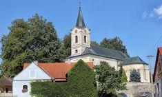 Kirchen, Czech Republic, Prague, Explore, Mansions, House Styles, Home Decor, Saints, Decoration Home
