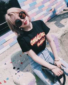 Pony Park hye min make up ♥ ♥ Korean Fashion Trends, Asian Fashion, Fashion Beauty, Korean Girl, Asian Girl, Pony Makeup, Harajuku, Cool Outfits, Fashion Outfits