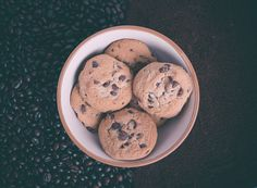Peanut Butter, Chocolate Chip and Chickpea Cookies – Collections