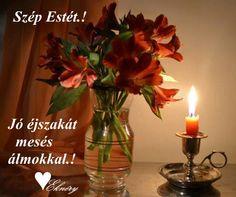 ♥ Eknéry ♥ Good Night, Glass Vase, Pictures, Decor, Album, Nighty Night, Photos, Have A Good Night, Decorating