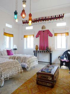 Décoration Marocaine luminaire