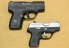 New Beretta Pico .380 next to it's big brother Bertta Nano 9mm