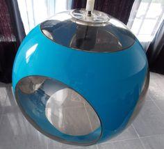Lampe UFO DU Designer Luigi Colani Space AGE | eBay