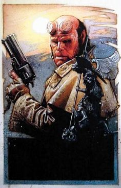Drew Struzan - Hellboy
