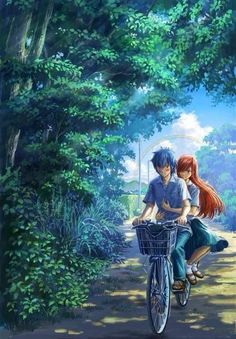 Fairy Tail - Erza Scarlet and Jellal Nalu, Fairytail, Erza Y Jellal, Gruvia, Fairy Tail Amour, Arte Fairy Tail, Fairy Tail Guild, Image Fairy Tail, Fairy Tail Love