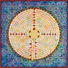 The Sacred Spiral: Labyrinths and the Path Towards Wholeness – Fractal Enlightenment
