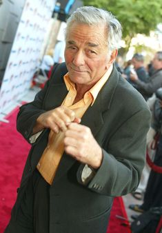 'Columbo' actor Peter Falk died June 23, 2011. Falk won four Emmys for his portrayal of the detective sporting his signature overcoat. He also received two Academy Award nominations during his long acting career. Falk was 83.