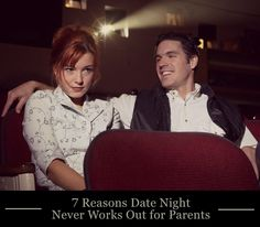 From sick kids to lack of sleep, planning a date night for married couples can be a real pain.