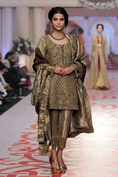 2015 Telenor Bridal Couture Week Adnan Pardesy Bridal Dresses Picture Gallery