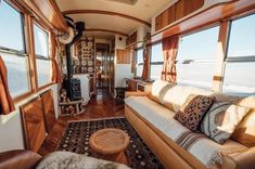 19 Converted Van And Bus Homes To Make You Jealous – InspireMore