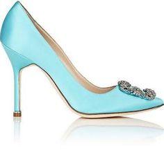 powder blue heels - Google Search