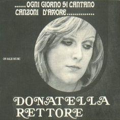 Donatella Rettore - Ogni giorno si cantano canzoni d'amore