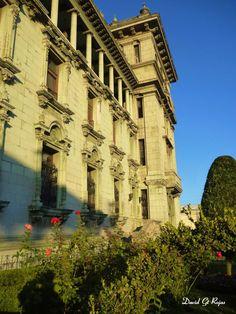Palacio Nacional de la Cultura. Fotografía de David Gt. Rojas.