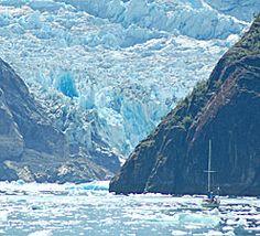 I hope to go to Alaska on a cruise.