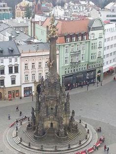 Olomouc, Czech Republic Places To See, Places Ive Been, Prague Castle, Europe Photos, Old City, Czech Republic, Explore, Travel Ideas, Countries
