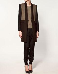 Zara, Combined Coat