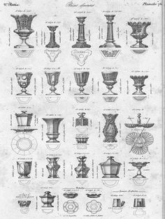 French Baccarat & Saint Louis Temple Architecture, Classic Architecture, Historical Architecture, Architecture Details, Saint Louis Crystal, Tattoo Portfolio, Ornaments Design, Beautiful Sites, Colorful Drawings