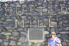 Sutter's Mill- site of CA's first gold rush