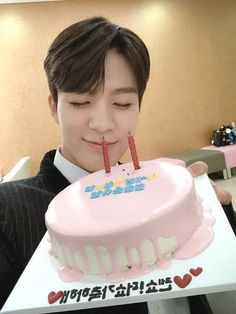 Happy Birthday Baby, Birthday Cake, Rapper, Jeno Nct, Entertainment, Taeyong, Jaehyun, Nct Dream, Nct 127